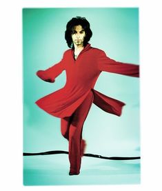 """An image from """"Picturing Prince"""" by Steve Parke."""