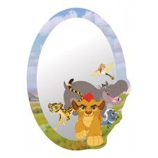 Oroszlán őrség tükör Sevira Kids, Children, Full Length Mirror Wall, Le Roi Lion, Acrylic Mirror, Wall Mounted Mirror, Acrylic Material, Everything, Curtains