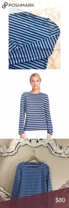 Saint James Garde COTE III R Nautical Striped top Gorgeous and no sign of wear! No trades. Saint James Tops Tees - Long Sleeve