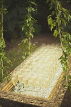 Brides: 6 Wedding Cocktail Hour Ideas for Super Cute Serving Trays