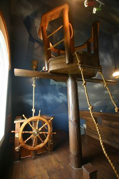 Steve Kuhl  Viking's ship 05