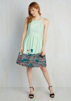 Mine All Design Dress | Mod Retro Vintage Dresses | ModCloth.com