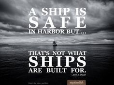 Quotes about Safe harbor (55 quotes)