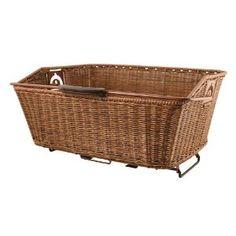 basket for rear bike rack