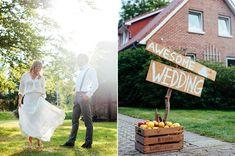 Boho Hochzeit in Hamburg - fotografiert von Pink Pixel29