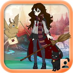 Download Avatar Maker: Witches  APK - http://www.apkfun.download/download-avatar-maker-witches-apk.html