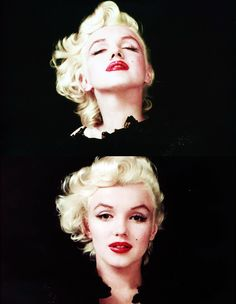 Marilyn Monroe.Photographed by Milton Greene