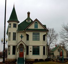 The Turret House Photograph  - The Turret House Fine Art Print