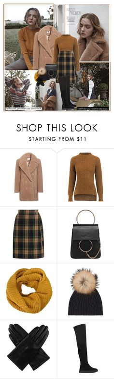 """Life can get you down so I just numb the way it feels..."" by thisiswhoireallyam7 ❤ liked on Polyvore featuring Carven, Vivienne Westwood Anglomania, M. Miller, Dents and KG Kurt Geiger"