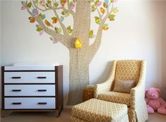 Light Contemporary Kid's Room by Amanda Moore on HomePortfolio