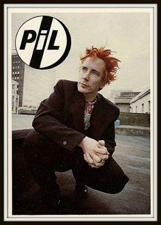 John Lydon - PiL (Public Image)