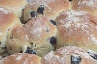 Vuljata puccia con olive(cazzate piu appiattite)