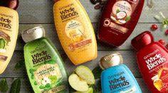 9 motivos para te fazer querer usar Shampoo Garnier e não largar mais! #dicas #shampoos #garnier #salaovirtual