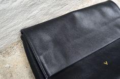 The Frannie Vegan Leather Shoulder Bag www.velmavie.com