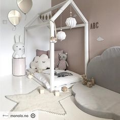 Miffy Lamp - Is To Me - toddler room ideas