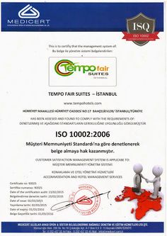 Tempo Hotels & Residences - Google+