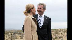 Almanya Eski Cumhurbaşkanı Wulff ve Eşi