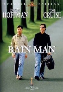Rain Man Still touching heartwarming after all these years Trivia Dustin Hoffmans Best Actor Oscar was announced with the words and the Oscar goes to the first time this. Film Movie, See Movie, 80s Movies, Movie List, Great Movies, Movies To Watch, Film Man, Awesome Movies, Funny Movies