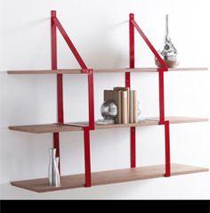 Tag re biblioth que de rangement compo la redoute for La redoute bensimon meubles