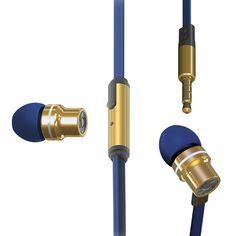 Pump Audio V1 Earphones - Harry Shotta Special Edition
