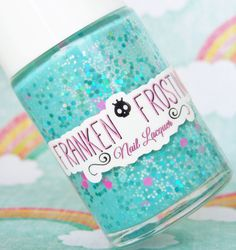 Neons and Pastels Collection-Gorgeous Doll Nail Polish 0.5oz Full Size on Etsy, $8.00