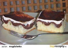 Bratislavská buchta recept - TopRecepty.cz Tiramisu, Ethnic Recipes, Food, Meal, Eten, Meals, Tiramisu Cake