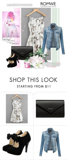 """Bez naslova #152"" by amila-d ❤ liked on Polyvore featuring Balenciaga and LE3NO"