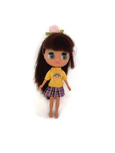 Shirt for Blythe Petite Doll