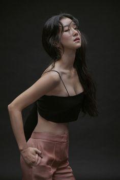 Hottest Female Celebrities, Korean Celebrities, Cute Asian Girls, Beautiful Asian Girls, Cute Korean, Korean Girl, Korean Beauty, Asian Beauty, Girl Actors