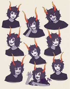 Gamzee. LOOK AT THAT CUDDLY GOODNESS. He will try to kill you and you will love it don't even lie.