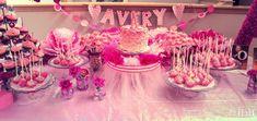 Project Nursery - Tutu-rific Dessert Tablescape
