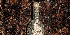La botella de vino más antigua del mundo... y la salsa Worcester.