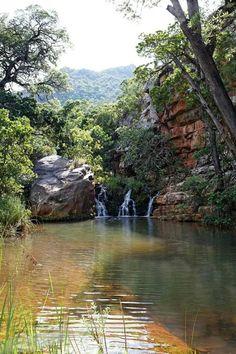 Blyde River, South Africa........
