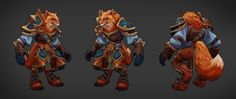 [Riot Art Contest] - Warwick - Page 2 - Polycount Forum