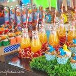 Ideas fiesta de gallina pintadita | Curso de organizacion de hogar aprenda a ser organizado en poco tiempo