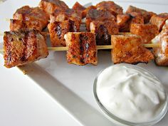Blackened Salmon Kabobs A great Yes You Can! healthy dinner option