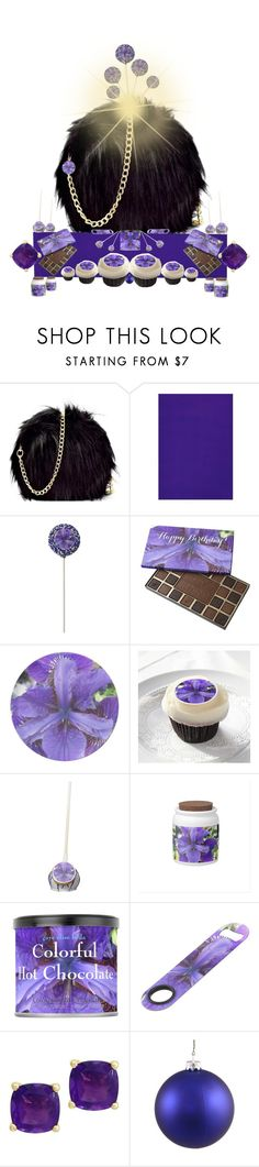 """""""A Symbolost-Like Portrailt of Flowers with a Romantic Beauty."""" by gayeelise on Polyvore featuring interior, interiors, interior design, home, home decor, interior decorating and Effy Jewelry"""