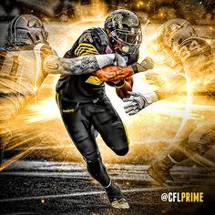 Nic Grigsby, Hamilton Tiger-Cats Canadian Football League, American Football, Photoshop Ideas, Football Art, Sports Art, Hamilton, Nfl, Leather Pants, Stars
