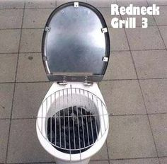 The redneck take on recycling?