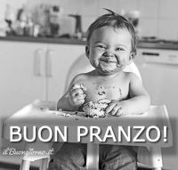 Buon Pranzo!