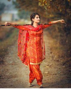 "850 Likes, 5 Comments - Punjabi Suit Patialashahisuit (@patialashahisuit) on Instagram: ""Follow her @patialashahisuit"""