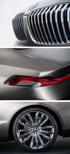 BMW PININFARINA GRAN LUSSO COUPE < Pininfarina