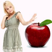 Dressing to flatter apple shaped women