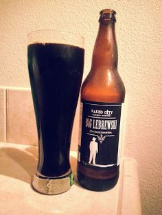 Addison's Guide to Better Beer: Naked City Brewing: Big Lebrewski