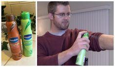 Vaseline Spray & Go Lotion Review