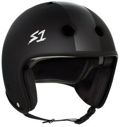 The S1 Lifer Helmet is one of the best fitting and safest helmets for Skateboarding, Longboarding, BMX, Scootering, Roller Skating and Roller Derby. The Lifer Helmet uses a specially formulated EPS Fusion Foam which allows it to protect your head from multiple low force impacts as well as high impacts.