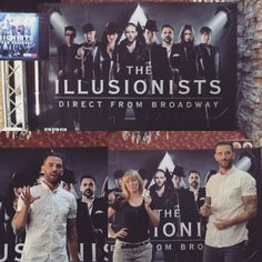 """Just had my Mind Blown by Grand Illusionist @darcyoake who is 1 of the 8 performers in Hottest Broadway Show """"THE ILLUSIONISTS""""  #Magic #CardTrick  #ShowtimeManagement  #ITSANILLUSION  #DKEXP  #DKEXPPHOTOGRAPHY  #montecasino The Illusionist, Card Tricks, Mind Blown, Broadway Shows, Thing 1, Magic, Movies, Movie Posters, Film Poster"""