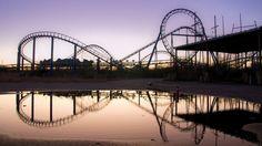 Seph Lawless' book 'Bizarro' takes us through abandoned theme parks around the world.