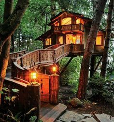 Homie Treehouse (Unknown Location)