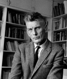 25 Samuel Beckett Quotes That Sum Up the Hilarious Tragedy of Human Existence - Flavorwire